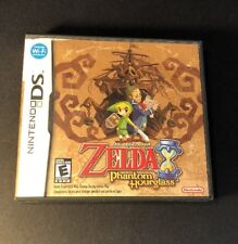 The Legend of Zelda [ Phantom Hourglass ] (DS) USED