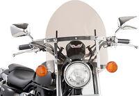 "SLIPSTREAMER 2007-2012 Honda VT750C2 Shadow Spirit HD-0 WINDSHIELD SMOKE 7/8"" HD"