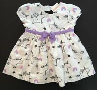 Gymboree Baby Girls Unicorn Dress 3 6 12 18 24 Months $32.95