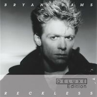 BRYAN ADAMS - RECKLESS (30TH ANNIVERSARY 2 CD DELUXE,REMASTER) 2 CD NEW+