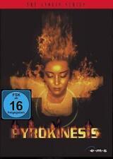 DVD PYROKINESIS (DER FEUERTEUFEL AUS JAPAN) - HORROR *** NEU ***