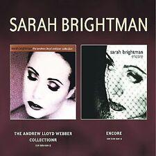 Andrew Lloyd Webber Collection/Encore by Sarah Brightman (CD, Oct-2002, 2 Discs, Decca)