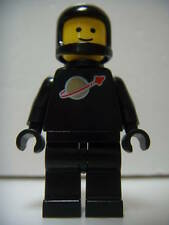 Lego Vintage Classic Space Black Minifigs Rare 118 Free Airmail