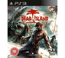 Dead Island (Sony PlayStation 3) PS3 Game Boxed Manual Complete *VGC