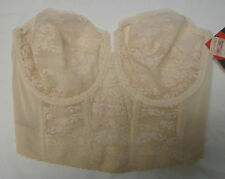 NEW SMOOTHIE LACE 480 STRAPLESS BACKLESS BRIDAL BRA CHAMPAGNE 36C 36 C