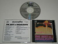 STEREOPLAY THE BEST OF HIGHLIGHTS/VARIOUS ARTISTS(RCA 296 125) CD ALBUM