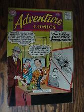 Adventure #263 VG+ Great Superboy Doublecross