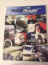 Buick Bugle Magazine Special Centennial Issue October 2003 032017NONRH