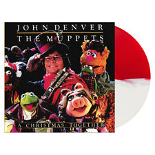 John Denver Muppets A Christmas Together LP Color Vinyl Newbury Comics Exclusive