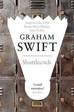 Shuttlecock, Swift, Graham, New Book