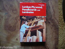 Popular Science Skill Book How To Choose And Use Lumber, Plywood And Laminates