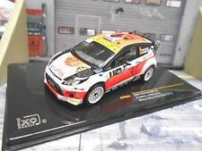 Ford Fiesta r5 WRC 2014 Monza Rallye Winner #8 Kubica Lotos ram602 Ixo 1:43