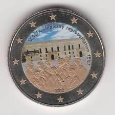 --  2 EURO COULEUR / MALTE 2012AA -- MAJORITY REPRESENTATION 1887