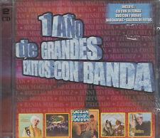 Joel Elizalde Banda El Recodo Banda Maguey Jenni Rivera 2CD New Nuevo sealed