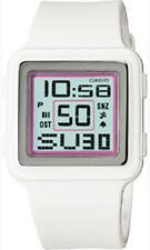 Reloj digital Casio Damas Poptone World Time 2 Colores LDF20 Reino Unido Vendedor