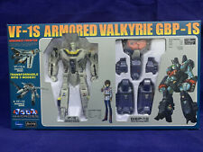 Toynami SDCC 2019 Robotech Macross VF-1S Armored Valkyrie GBP-1S Exclusive MISB
