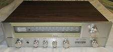 Sansui 1010 Vintage Stereo Receiver Tested Works With Case