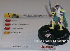 HAYABUSA KNIGHT 012 Yu-Gi-Oh! Series 3 HeroClix