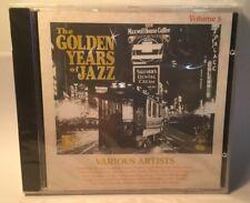 Various : Golden Years of Jazz - Vol. 5 CD - Free Shipp U.s. 94L