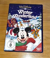 DVD Walt Disney Winter Wunderland Film Kinder Familie Weihnachten
