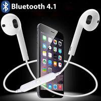 Bluetooth Headset Wireless Sport Stereo Headphones Earphone Earbuds With Mic