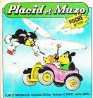 PLACID ET MUZO POCHE N° 105 . EO . 1977
