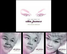 JAMES ETTA THE VERY BEST OF THE CHESS 3 CDSOUL JAZZ NEU