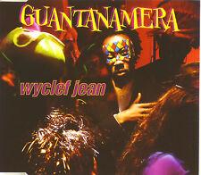 Maxi CD - Wyclef Jean - Guantanamera - #A2168