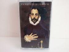 K7 VANGELIS El greco 3984 - 25107 - 4