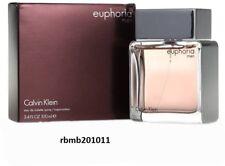 Calvin Klein Euphoria Perfume for Men * 3.4 oz 100 ML Eau De Toilette New SEALED