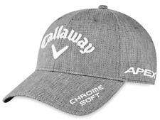 Callaway TA Performance Pro Adjustable Golf Cap - Charcoal Heather