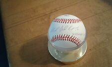 Boston Red Sox Manny DelCarmen Rawlings Official League Autographed Baseball