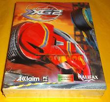 EXTREME-G 2  Pc XG2 XG 2 Ver Ufficiale Italiana 1ª Edizione Big Box ○ NUOVO - CH