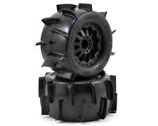 "Proline 1/10 Truck 2.8"" Mounted Sand Paw Paddle Wheels (2) #1186-14 OZ RC Models"