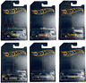2019 Hot Wheels 51st Anniversary Satin & Chrome Set of 6 Cars