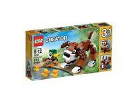 LEGO® Creator 31044 Tiere im Park - NEU / OVP  B-Ware