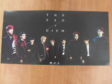 EXO PLANET #3 THE EXO'rDIUM - IN SEOUL LIVE [OFFICIAL] POSTER *NEW* K-POP