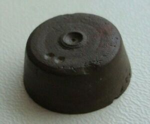 Antique Russian Empire Brass Scale Weight 2 Zolotnika M