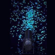 Chauvet FRU - UV-Reactive Blacklight Confetti Launcher Refill Funfetti
