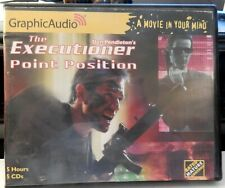 The Executioner 305 Point Position Mack Bolan Graphic Audio CD Don Pendleton