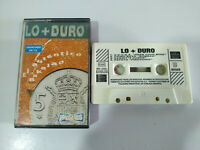 Lo + Duro El Authentic Bakalao Dj Techno 1993 - Cinta Cassette
