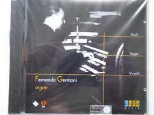 FERNANDO GERMANI <>  Organ Recital  <> MINT (CD)