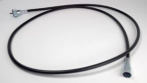 """Speedometer Cable for Buick, Chevy, Olds, Pontiac - Clip Style Speedo, 68"""" Long"""
