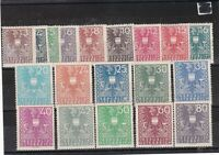Austria 1945 Mint Never Hinged Stamps ref R 17168