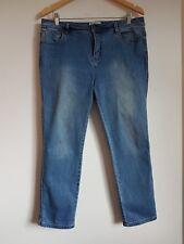 Soft Grey Size 12 Blue Jeans <S4144