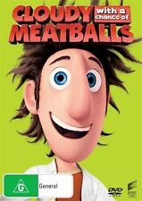 Cloudy With A Chance Of Meatballs (DVD, 2014)