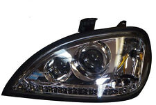 Freightliner Columbia Driver Side Headlight LED Crystal Projector Optical Eye