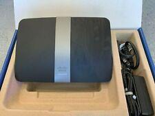 Linksys E4200 750 Mbps 4-Port Gigabit Wireless N Router