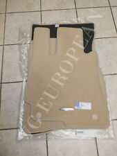 Mercedes-Benz W221 S Class Genuine Carpeted Floor Mat Set, Mats NEW 2007-2013