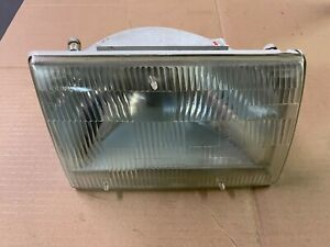 87-93 Ford Mustang Front Headlight Assembly Factory Passenger Side Polished OEM
